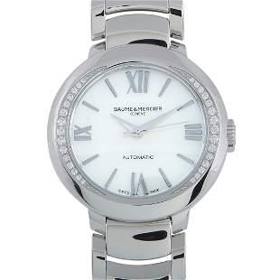 Baume Mercier Promesse Watch M0A10184