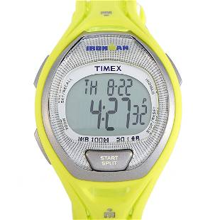 3 Pack - Timex Ironman Green Watch TW5K96100