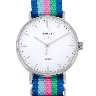 3 Pack - Timex Fairfield White Dial Watch