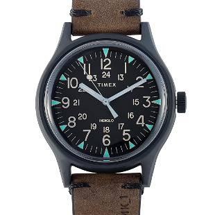 3 Pack - Timex MK1 40mm Black Watch