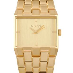 3 Pack - Nixon All Gold 34mm Watch A1262502
