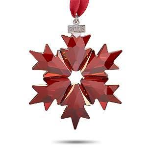 10 Pack - Swarovski 2018 Holiday Ornament