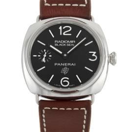 Officine Panerai Radiomir Black Seal Watch PAM00380