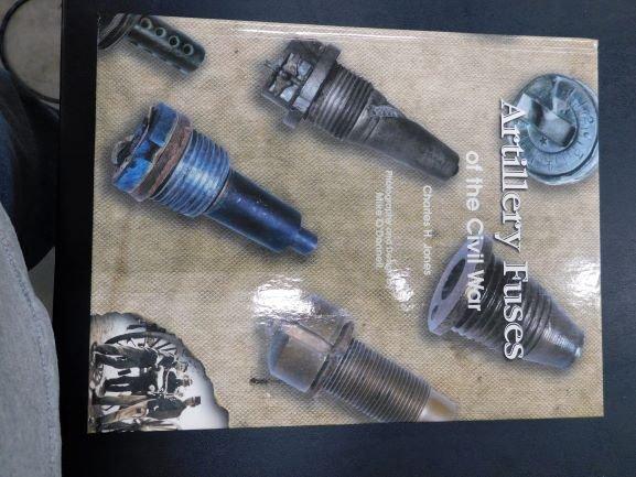 2 civil war artillery books