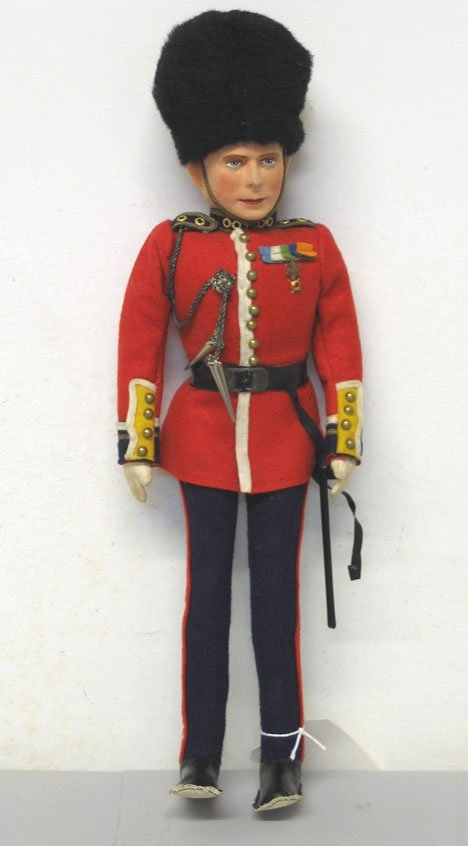 4008: Beefeater Palace doll, , Mfg. by Farnell Alpha-Lo