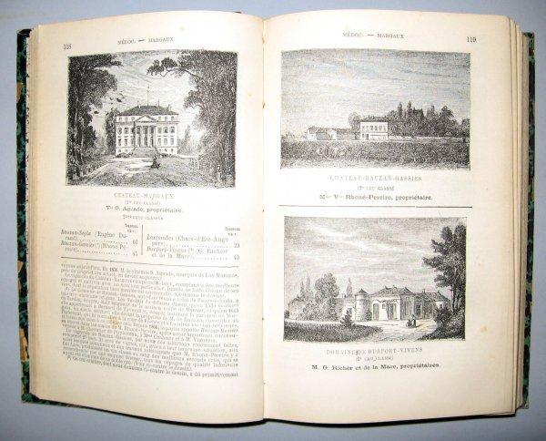 1001: 1 vol. Cocks, Charles; Edouard, Feret. Bordeaux e