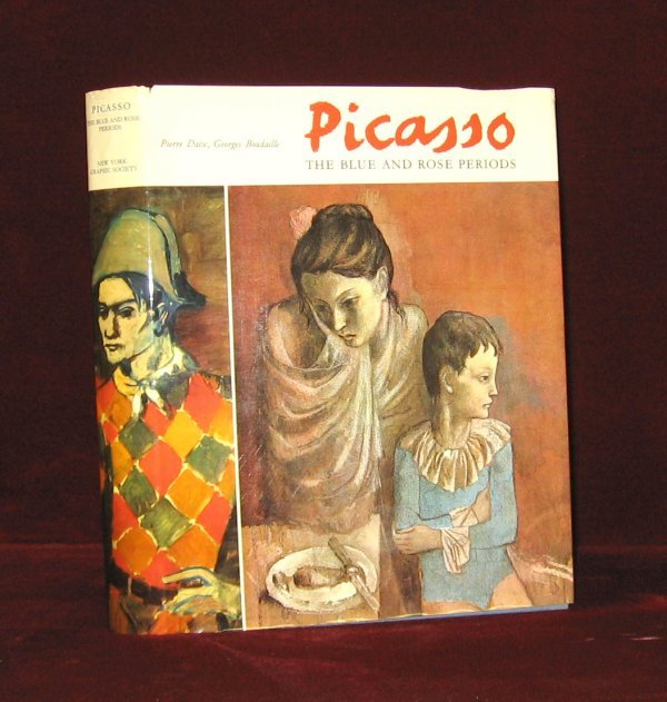 1012: 1 vol. Daix, Pierre; Boudaille, Georges. Picasso,