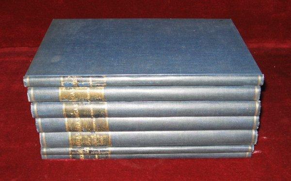 1015: 7 vols. (Degas, Edgar): Catalogue des Tableaux, P