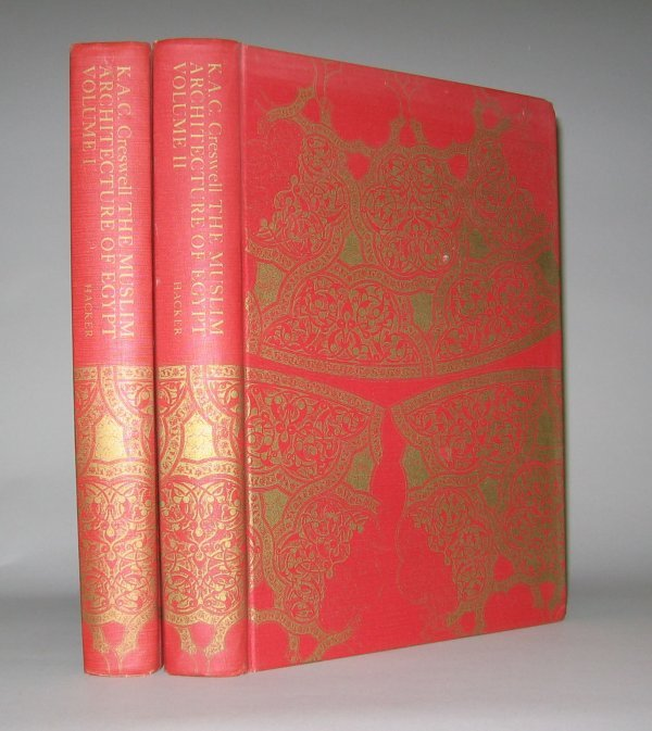 1023: 2 vols. Creswell, K.A.C. The Muslim Architecture