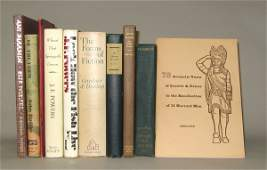 1127: 10 vols. (2 wrappers) Modern Firsts, Literature &