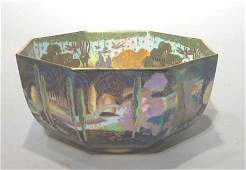 11279: Wedgwood fairyland lustre bowl, 20th century, mo