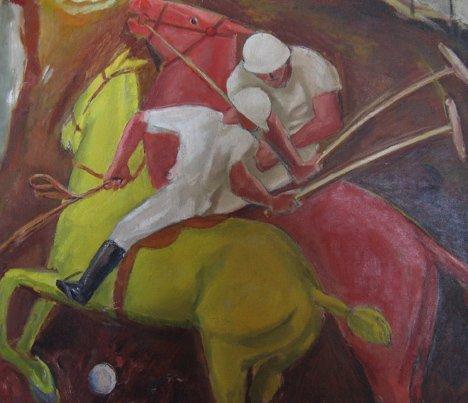192: DOROTHY VAN LOAN, (AMERICAN 1904-1999), THE LAST C