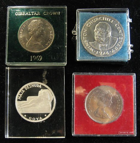 2013: Misc. Silver Weight Coins, Ingots, Canadian Roll