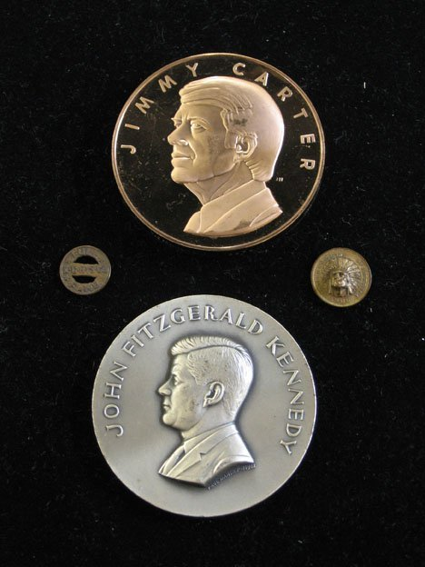 2014: Group of Misc. Medals, ,