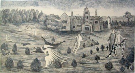 3002: LEONORA CARRINGTON, (BRITISH B. 1917), CROOKHEY H