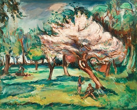 3013: ACHILLE EMILE OTHON FRIESZ, (FRENCH 1879-1949), H