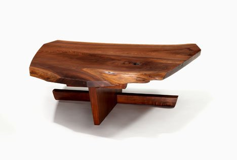 1008: Coffee table by George Nakashima., American 1905-