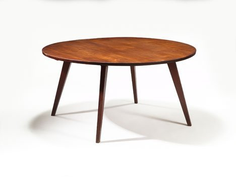 1013: Dining table by George Nakashima, American: 1909-