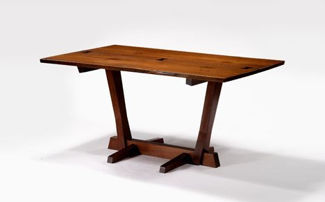 1021: Table by George Nakashima, American 1905-1990, Wa