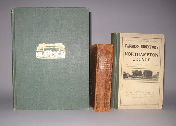 1031: 5 vols. Pennsylvania - Description, Travel & C: A