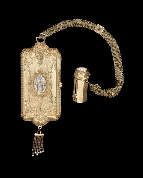2101: Rare Helen Hope Montgomery Scott's 14 karat gold
