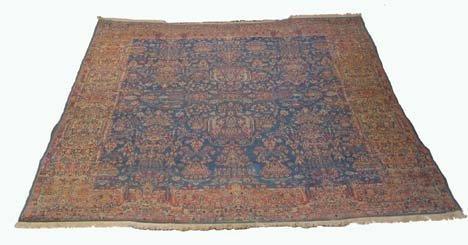 2765: Kerman carpet, southeast persia, circa 1940, 13 f