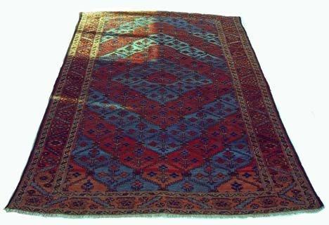 2766: Northwest Persian rug, circa second quarter 20th