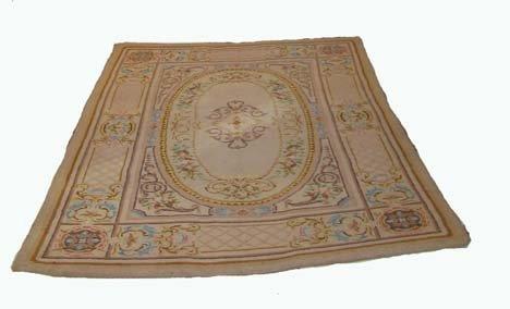 2769: Savonnerie carpet, continental europe, circa earl