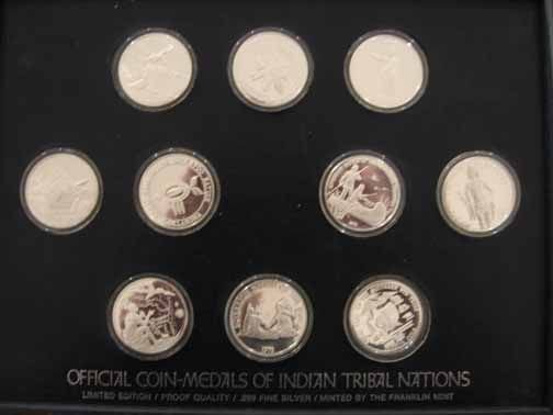 5: Silver Coin and Ingot Group