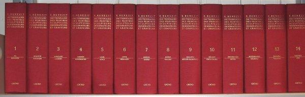 1003: 14 vols. Benezit, Emmanuel. Dictionnaire Critique