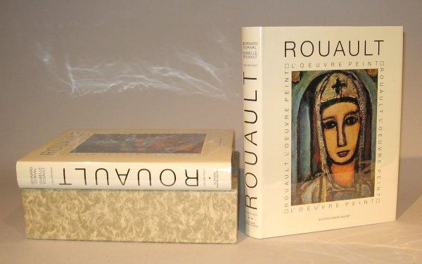 1007: 2 vols. Dorival, Bernard; Rouault, Isabelle. Roua
