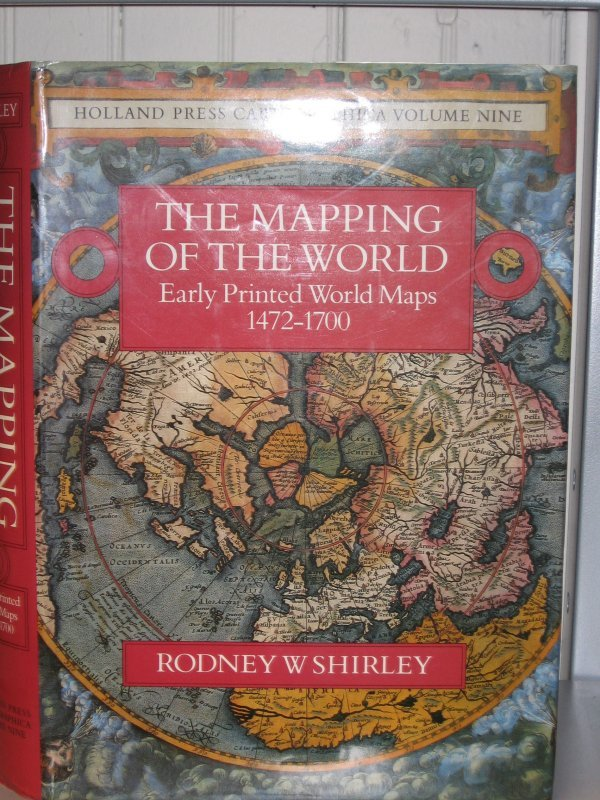 1014: 1 vol.  Shirley, Rodney W. The Mapping of the Wor