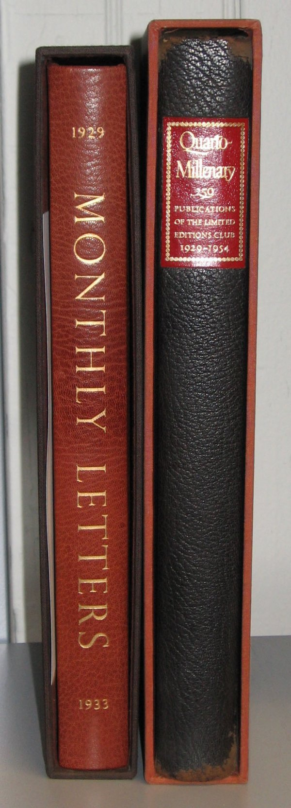 1020: 2 vols. (Limited Editions Club of New York.) Refe