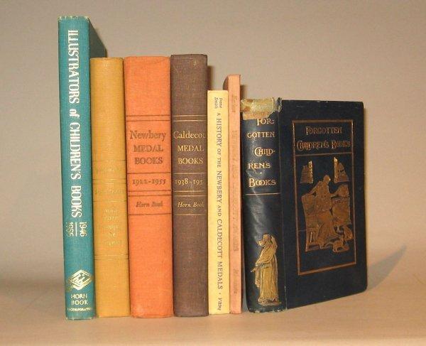 1021: 7 vols. Books on Children's Books: Tuer, Andrew W