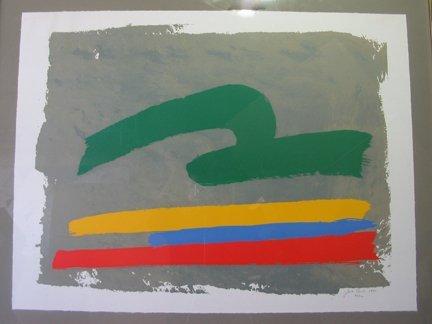 2011: JACK BUSH, (CANADIAN 1909-1977), GREEN LOOPfrom s