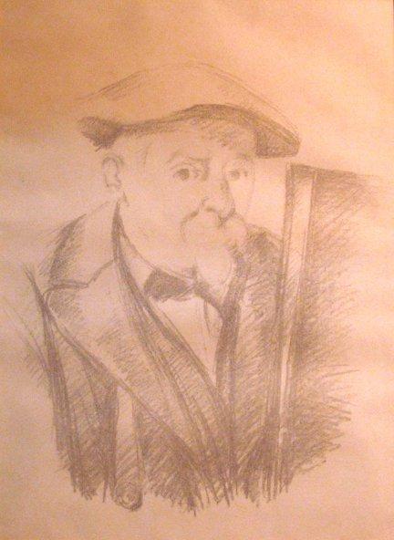 2012: PAUL CÉZANNE, (FRENCH 1839-1906) , PORTRAIT DE CÉ