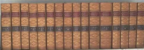 2322: 16 vols. Lord Byron: Byron, George Gordon Noel, L