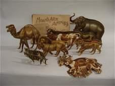 37: Children's Raphael Tuck model set, 19th century, Ti