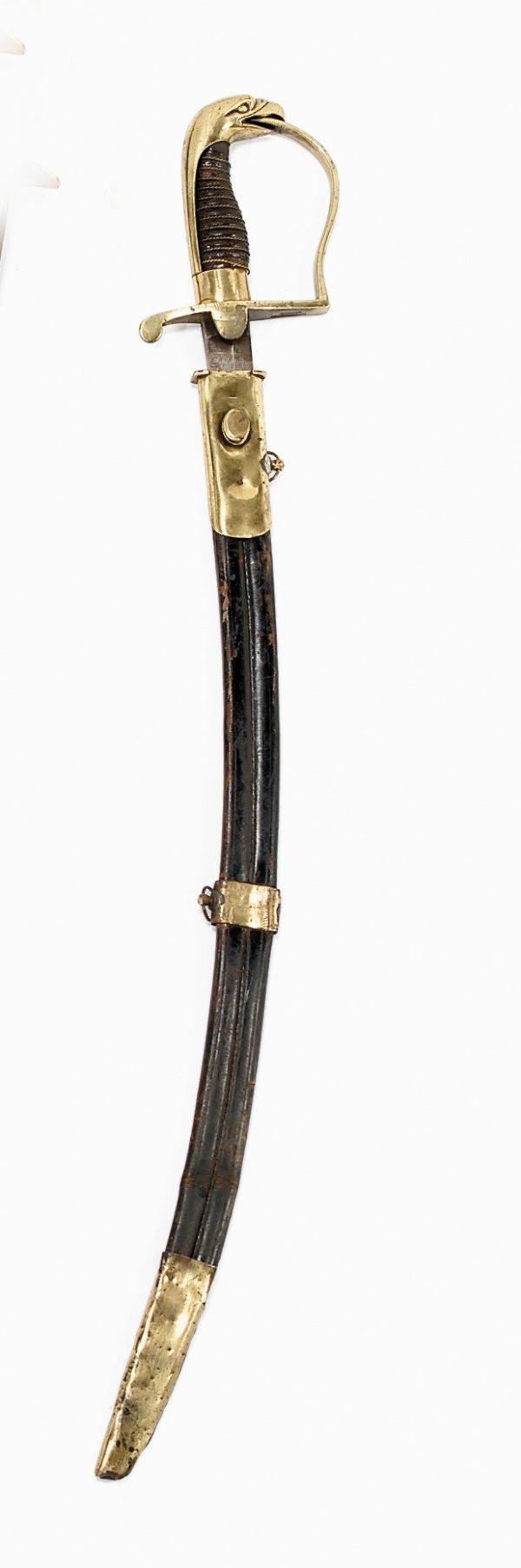 3: Civil War sword, william h. hortsmann & sons, philad