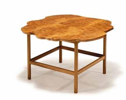 2251: JOSEF FRANK, (AUSTRIAN 1885-1967), Coffee table