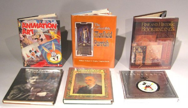 1: 6 vols. Books on Books & Related Collectibles: Hudso