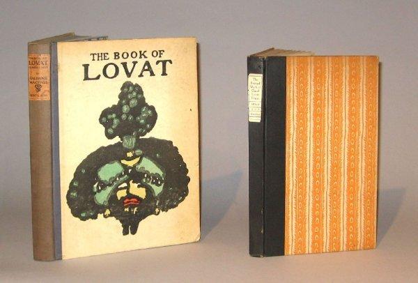 4: 2 vols. Claud Lovat Fraser: [Millard, Christopher.]