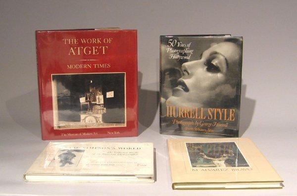 8: 7 vols. Photography - Monographs & C: Newhall, Nancy