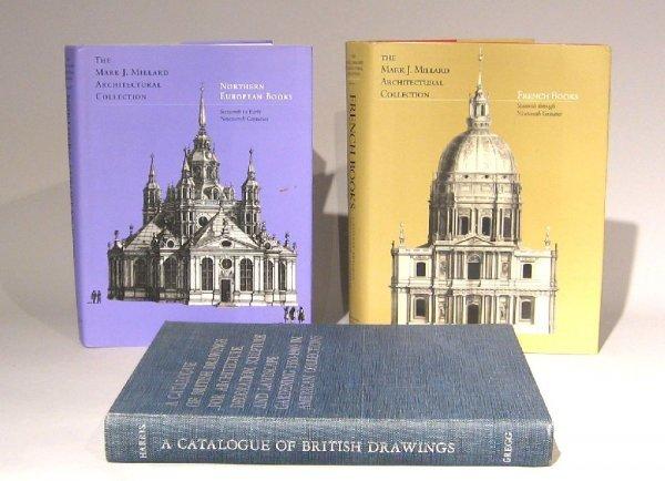 9: 3 vols. Architecture - Bibliographic & other Referen