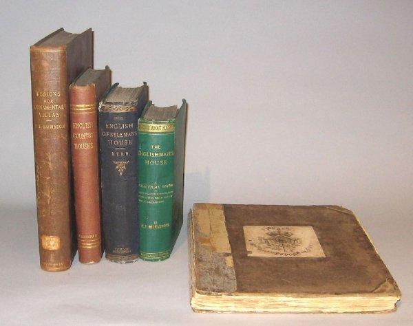 12: 5 vols. Architecture - British 19th-Century: Hunt,