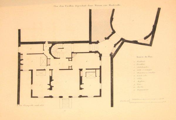 15: 3 vols. Normand, Louis Marie. Paris Moderne, ou, Ch