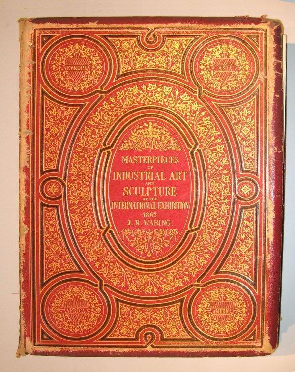 20: 3 vols. Waring, J(ohn) B(urnley). Masterpieces of I