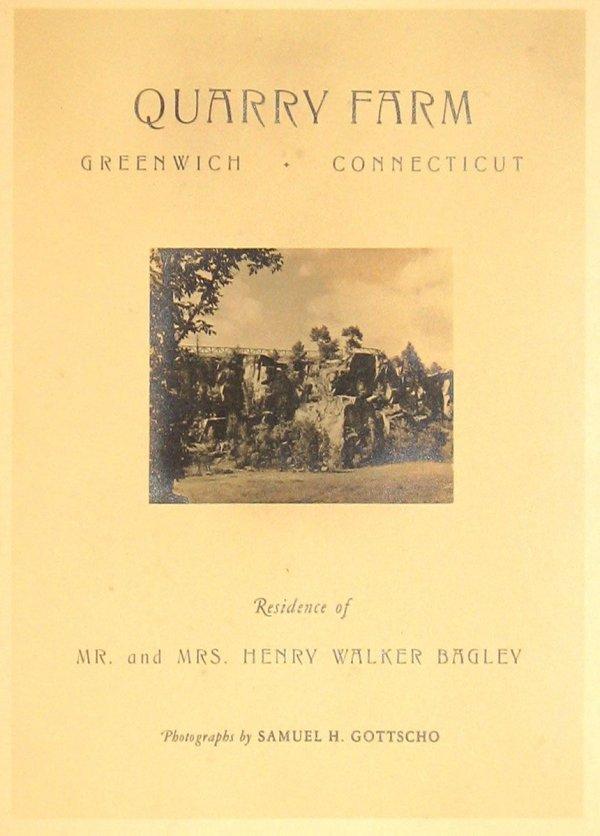 21: 1 vol. (Gottscho, Samuel H., photographer.) Quarry