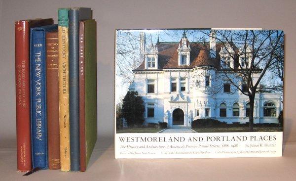 22: 7 vols. Architecture - American Regional: Ricciuti,