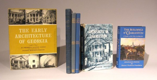 24: 6 vols. Architecture - American South: Simons, Albe